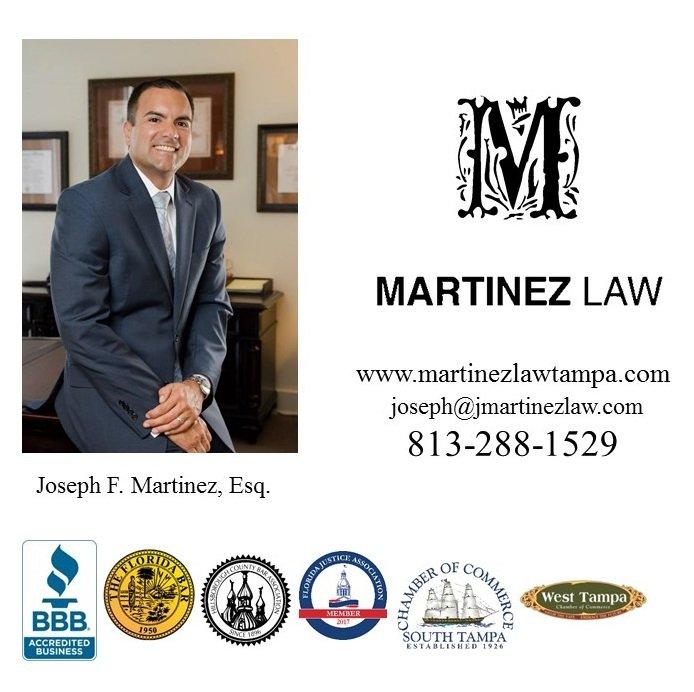Joseph F. Martinez, P.A. | Martinez Law